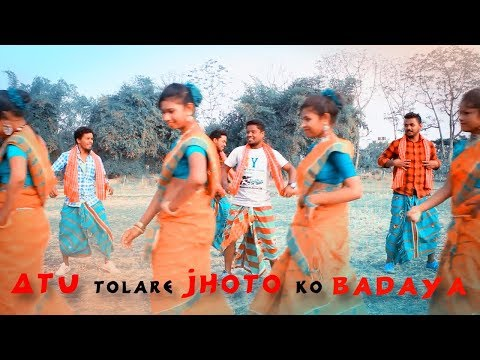 ATU TOLARE JHOTO KO BADAYA || HARIMOHAN HEMBRAM || NEW SANTALI TRADITIONAL VIDEO SONG 2019