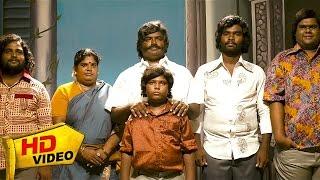 Mundasupatti | Tamil Movie | Scenes | Clips | Comedy | Songs | Vishnu makes customers wait for long
