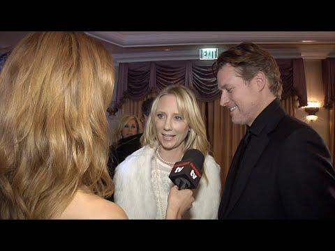 Anne Heche on Oscars 2014 and Avoids Ellen DeGeneres Question