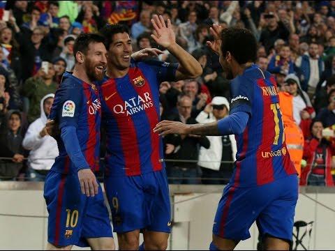Download FC Barcelona vs Sevilla 3-0 April 5th 2017 All goals and Highlights!