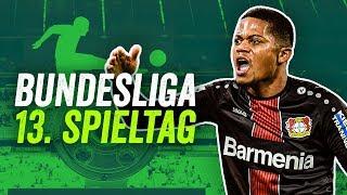 Leverkusen zerflickt Bayern! Schalke in den Top 3! Onefootball Bundesliga Rückblick