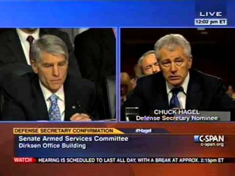 Udall Questions Hagel on Cybersecurity