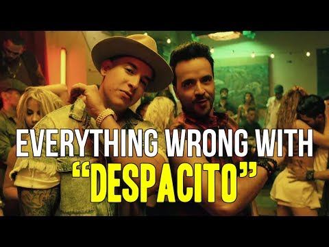 Everything Wrong With Luis Fonsi -