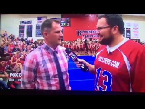 Bloomingdale High School Pep Rally Fox 13