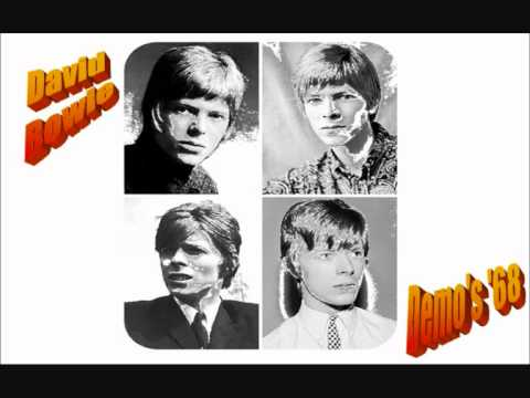 David Bowie Ching-A-Ling A&R Demo 1968
