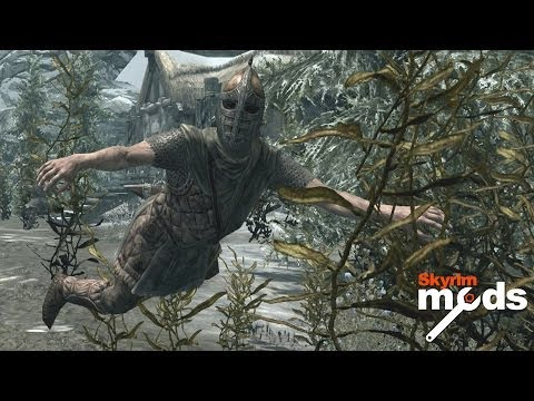 Clubbing Underwater - Top 5 Skyrim Mods of the Week