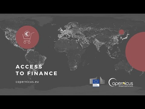 Copernicus Access to Finance: Funding Instruments