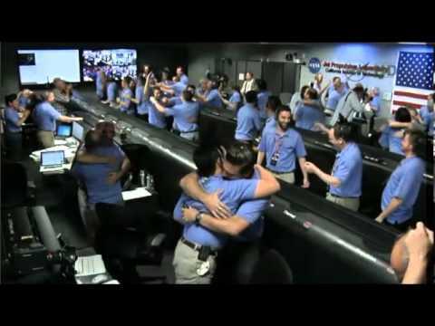 mars landing mission control live - photo #14