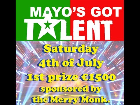 Ballina Salmon Festival 2015 - Mayo's Got Talent