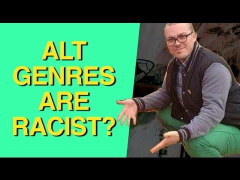 "Alternative Genres Are White ""Safe Spaces""? STINKPIECE"