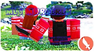 MLG MURDERER! | The Mad Murderer | ROBLOX