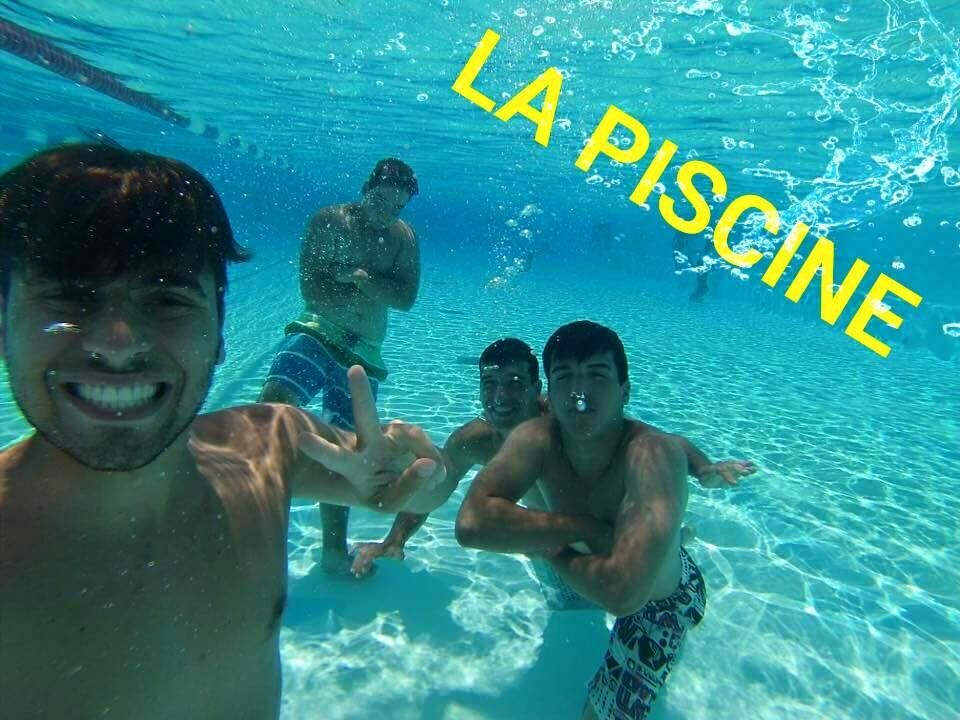 la piscine youtube