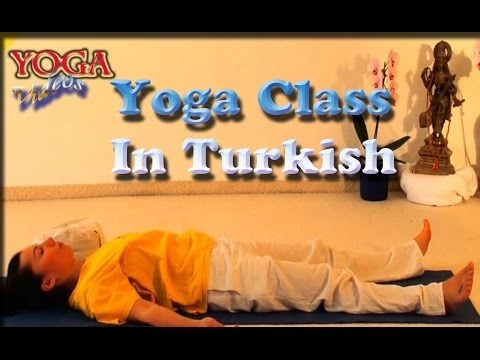 Yoga Class In Turkish, Yoga Video, Excercise, for Workout, for Beginners, for Weight loss