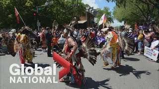 Global National: June 2, 2021 | Federal compensation, Indigenous education needed in Canada