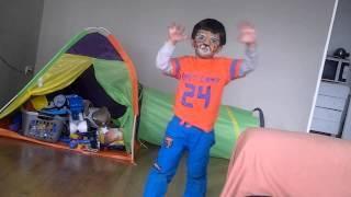 Shri Pedda Puli dance