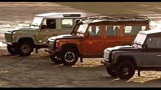 Land Rover Defender 2015 Final Editions: Heritage / Adventure / Autobiography CARJAM TV  2015