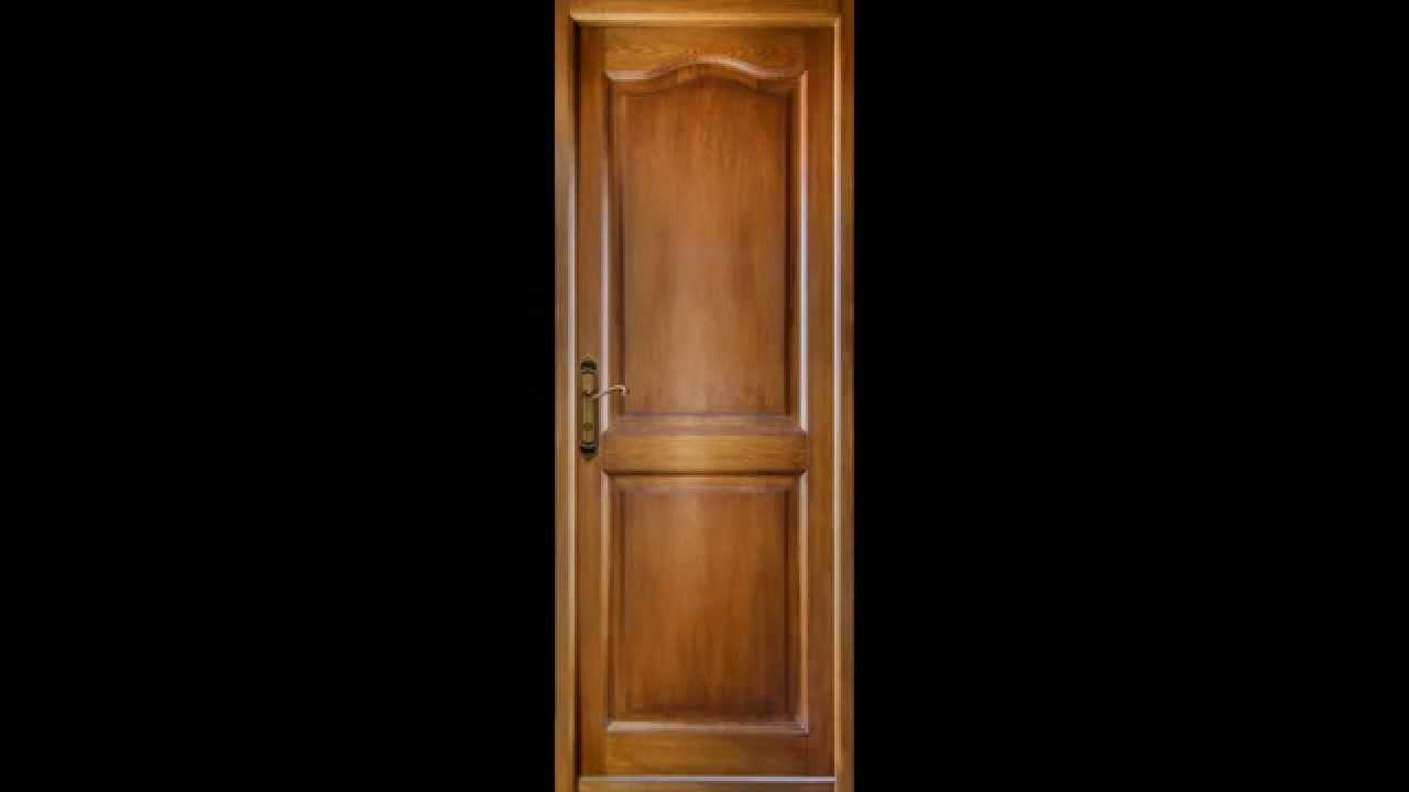 Porte In Legno Massello : Porte in legno massello di quercia faggio e abete youtube