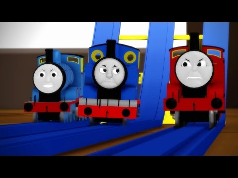 [mmd-cup-finals-14th]thomas-in-the-x-games[thomas-and-friends]