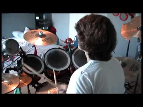 """Dead Memories"" Slipknot Drum Cover (STUDIO QUALITY)"