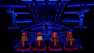 Download The best reggae auditions from The Voice (HD) Mp3 and Videos