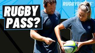 RugbyBricks Field Passing Program | Rugbybricks