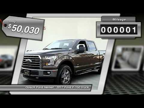 2017 ford f 150 hemet beaumont menifee perris lake. Black Bedroom Furniture Sets. Home Design Ideas