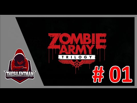 Zombie Army Trilogy, Mission One |Silent Man| |