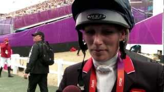 London 2012 - Zara Phillips & Mike Tindall, sporting royalty