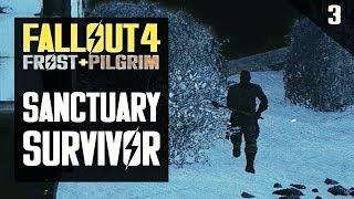 THE CLOSE ENCOUNTER - Fallout 4 Frost Pilgrim Playthrough Part 3