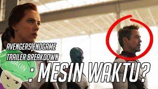 Ternyata Bukan Lawan Thanos, Breakdown Trailer Avengers End Game - Dunia Geek