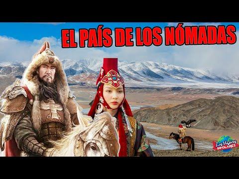 30 DATOS ALUCINANTES DE MONGOLIA