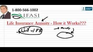 Life Insurance Annuity - Life Insurance Annuities