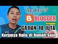 - Apa itu Blogger dan Fungsinya ⁉️