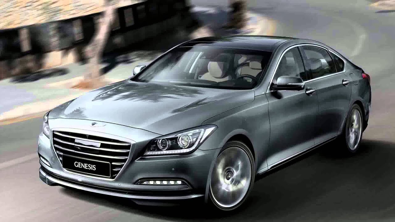 2015 model hyundai genesis luxury sedan youtube. Black Bedroom Furniture Sets. Home Design Ideas