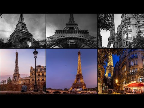 A PRO Photographer Tries To Take An Original Photo Of The Eiffel Tower