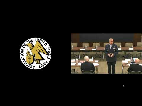 Stratcom Commander Speaks at AUSA Air and Missile Defense Hot Topic Symposium