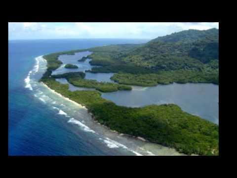 Kosrae- The Island of the Sleeping Lady