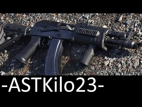 Gun Talk - E&L AK104 A110A Overview