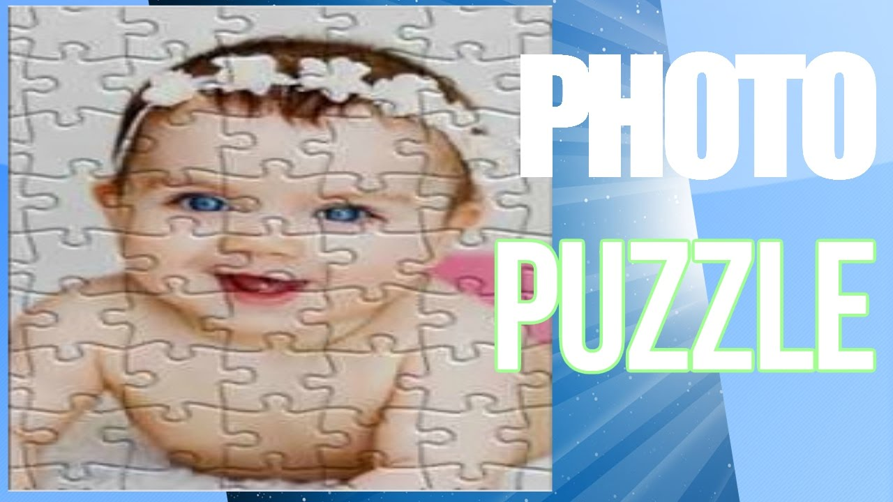 Making a Photo Puzzle for Free & in 1 Minute! (Online Photo Puzzle Maker)