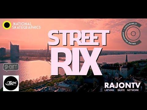 STREET RIX | RIGA - LATVIA | 2018