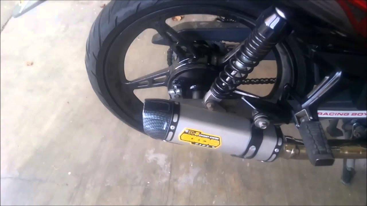 EXOS RACING R5 V2 Yamaha Vega Force I Sound Test