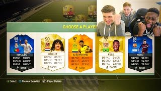 One of Kosh's most viewed videos: FIFA 16 - 191 RATED FUT DRAFT CHALLENGE!! GREATEST FUT DRAFT OF ALL TIME!!