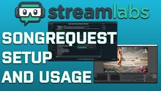 Streamlabs Chatbot:  Songrequest Setup and Usage thumbnail