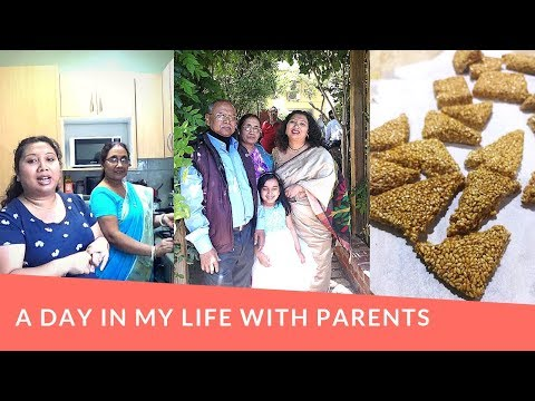A Day In My Life With Parents| Bengali Family Vlog
