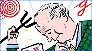 Max Born Google Doodle