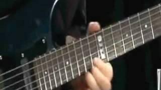 Como fazer a guitarra chorar.