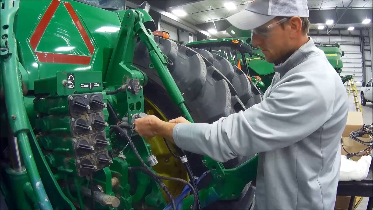John Deere Rate Controller Harness Tips Youtube 2020 Wiring