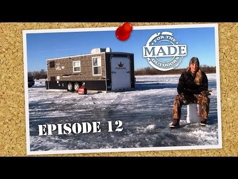 "Made for the Outdoors (2015) EPISODE 12: ""Ice Castles"""