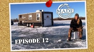 """Made for the Outdoors (2015) EPISODE 12: """"Ice Castles"""""""