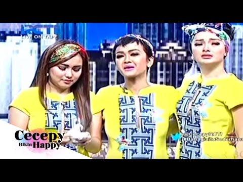 Cecepy Bikin Happy 15 Maret 2016 - Virzha & Tarra Budiman